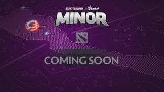 UP NEXT: StarLadder ImbaTV Minor SEA Qualifiers