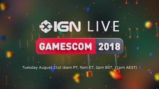 NVIDIA GeForce Keynote - Aug 20 at 9am PT / 12pm ET / 6pm CEST - IGN Live at Gamescom 2018