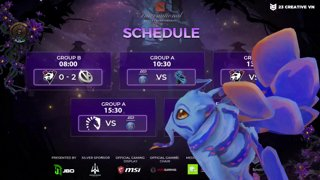 The International 9 | Group Stage Day 2 | Newbee vs PSG.LGD | Caster: Tú Lê ft Trung Anh
