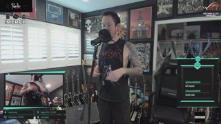 Matt Heafy [Trivium] | I AM HOME! | Warmups, Games, Practice, Karaoke, Games