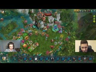 видео: Блицкриг. 1/4. Balaboom Gaming vs Дом у дороги (1 бой)