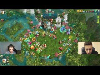видео: Блицкриг. 1/4. Balaboom Gaming vs Дом у дороги (2 бой)