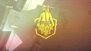 HOT6 PUBG Survival Series Beta - Squad Mode / Final. Round 5