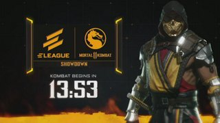 ELEAGUE Mortal Kombat 11 Showdown  - Live Now