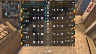 RERUN CS:GO - North vs. FaZe [Inferno] Map 1 - Group B - ESL Pro League Season 9