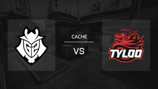 Cache / Map 3 | G2 Esports vs. TyLoo - IEM Katowice 2019 New Challengers Stage - Runde 5
