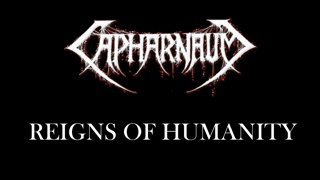 Matt Heafy (Trivium) - Capharnaum - Reigns of Humanity I Acoustic Cover