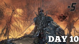 Highlight: Day 10 of Dark Souls Playthrough