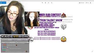 November 2018 Subscriber Contest - Kaceytron Talent Show