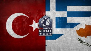 GLL Nations Royale Europe Grand Finals - Team Turkey vs Team Greece/Cyprus!