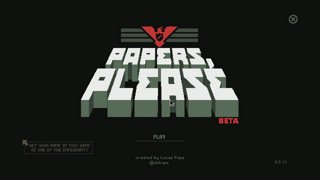 Sips - Papers, Please