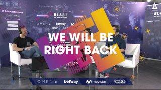 Spanish Casters | BLAST Pro Series Madrid - BLAST Backstage