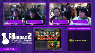 Smash Melee Tournament - DIG | Lucky (Fox) Vs. Rebel (Captain Falcon) Poi Poundaz 2 SSBM Singles Winnersʻ Quarterfinal