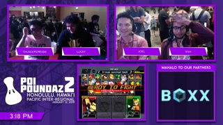 Smash Melee Tournament - DIG | Lucky (Fox) Vs. ThundeRzReiGn (DK/Jigglypuff) Poi Poundaz 2 SSBM Singles Winners Semifinals