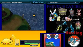 Xerney - Highlight: Ultra Sun SOS Shiny Hunting in Route 2