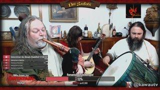 ♫♫ [Mittelalter] [GER/ENG] (Di/So 20:30) Tavernen Talk mit einem Spielmann! ♫♫ Tavern talk with a minstrel! ♫♫ !botinfo