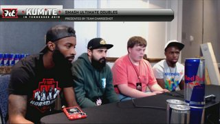 Smash Ultimate Tournament | Kumite in Tennessee 2019 | Day 1 Doubles | !bracket !schedule !sub
