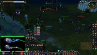 Highlight: the trying to make it premade - ally warrior POV vs turtle crycrycry