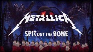Matt Heafy (Trivium) - Metallica - Spit Out The Bone I Acoustic Cover