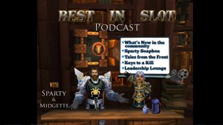 Best in Slot Podcast  - Episode 47 - Raider.IO , ILVL and Gearscore