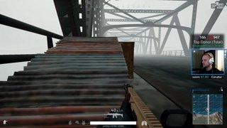 Bridge + Fog = Crazy