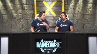 Rainbow Six Pro League - Season 8 - Liquid vs NiP