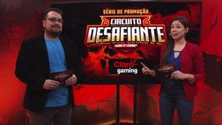 Circuito Desafiante 2019: 2ª Etapa - Série de Promoção | Rensga eSports x RED Academy