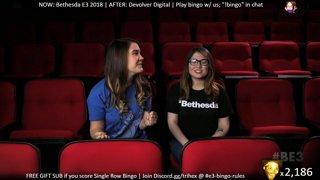 Trihex Shitpost Bingo - Bethesda E3 2018
