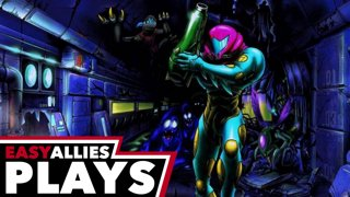 Blood Pact: Metroid Fusion