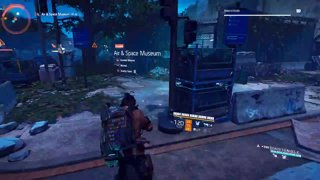Highlight: PCG1 Plays The Division 2 | Invasion Tier 3 Air & Space Museum GS 372