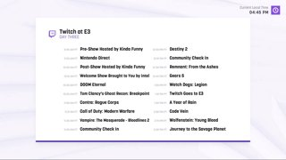 Twitch @ E3 2019 | Gods & Monsters