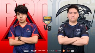 CS:GO Pro League Season#6  Lucid Dream vs. Alpha Red