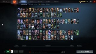 Position 5 heroes; strong laners