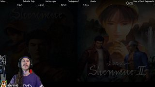 Shenmue Any% [PC] - 7:27:40