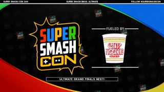 SSC 2019 SSBU - eUnited Samsora (Peach) VS FOX MVG MkLeo (Joker) Smash Ultimate Grand Finals