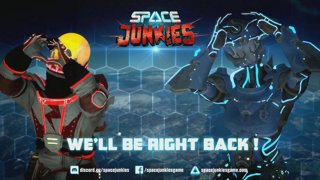 Space Junkies: LIVESTREAM - PS MOVE & Smooth Rotation | Ubisoft