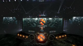 [RU] Evil Geniuses vs. EHOME, Game 1, The Chongqing Major LB Round 4