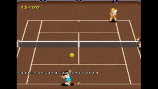 super chronquest game #22 super tennis stream #4