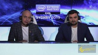 Grayhound vs FaZe   IEM Sydney 2019   Faza grupowa - Dzień 3