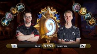 Casie vs hunterace - Grand Final - Hearthstone Grandmasters Europe S2 2019 Playoffs