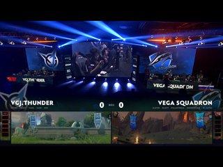видео: VGJ.Thunder vs Vega Squadron, game 1