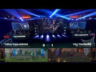 видео: VGJ.Thunder vs Vega Squadron, game 2