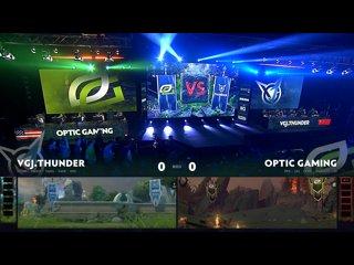 видео: OpTic Gaming vs VGJ.Thunder, game 1