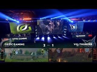 видео: OpTic Gaming vs VGJ.Thunder, game 4