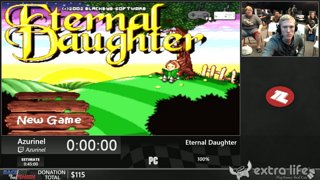 Eternal Daughter by Azurinel (100%) - Race to the Finish