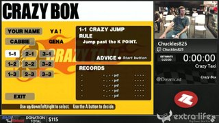 Crazy Taxi by Chuckles825 (Crazy Box) - Race to the Finish