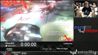 Catherine by Ghoul02 (Babel All Stages) - Race to the Finish