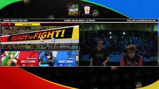 SSC 2019 SSBU - NRG Nairo (Palutena) VS FOX MVG MkLeo (Joker) Smash Ultimate Loser's Quarters