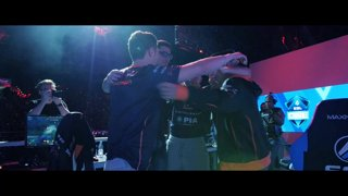 Fnatic vs 496 Game 2 Part 1 - ESL One Katowice SEA Qualifiers