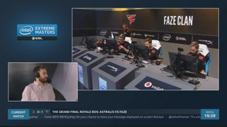 RERUN: FaZe vs. TyLoo [Inferno] Map 2 - Semifinals #1 - IEM Sydney 2018